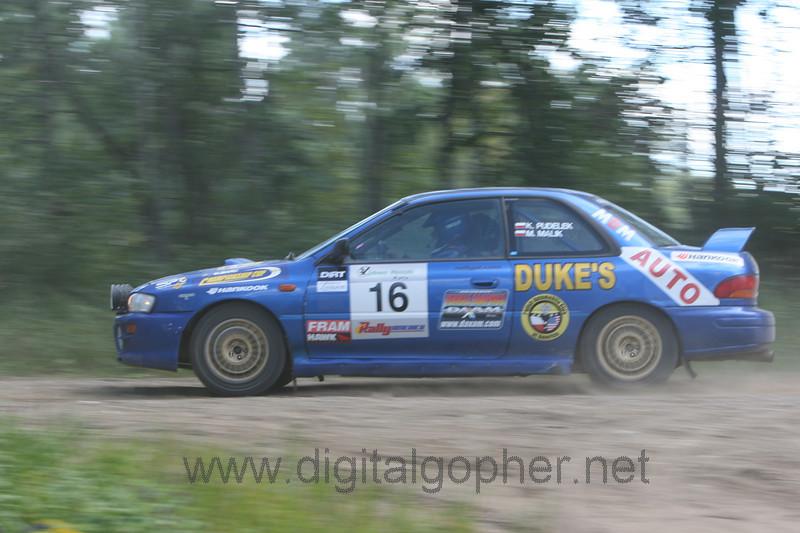 "Kazimierz Pudelek/ Mariusz Malik  ""Car 16"""