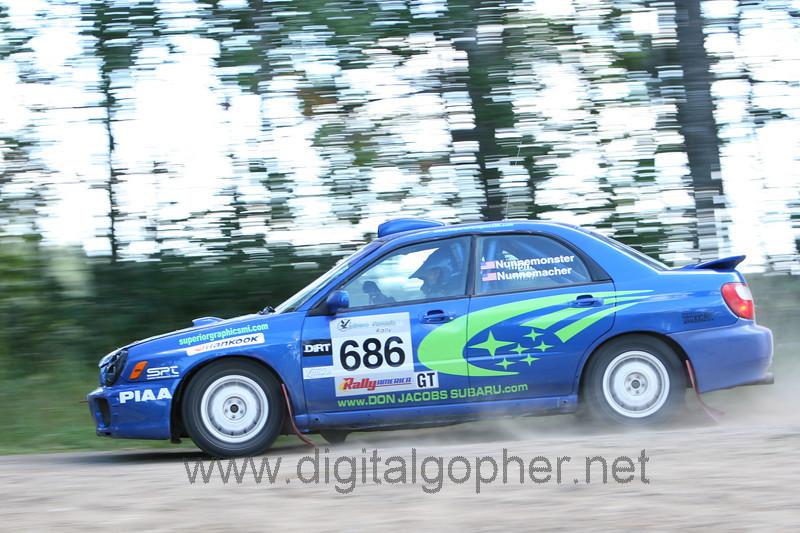 """Heath Nunnemacher/ Heidi Nunnemacher  """"Car 686"""""""