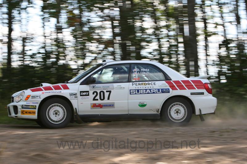 "Dave Hintz / John Dillon ""Car 207"""