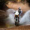 O piloto de moto Marc Coma durante a 18ª edição do Rally dos Sertões 2010, segunda etapa, de Caldas novas(GO) a Unaí (MG). O evento tem inicio a cidade de Goiânia (GO) no dia 11/08 e encerra no dia 20/08, na cidade de Fortaleza (CE). Caldas Novas/GO, Brasil - 12/08/2010. Foto: Theo Ribeiro / Fotoarena