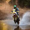O piloto de moto Deni do Nascimento durante a 18ª edição do Rally dos Sertões 2010, segunda etapa, de Caldas novas(GO) a Unaí (MG). O evento tem inicio a cidade de Goiânia (GO) no dia 11/08 e encerra no dia 20/08, na cidade de Fortaleza (CE). Caldas Novas/GO, Brasil - 12/08/2010. Foto: Theo Ribeiro / Fotoarena