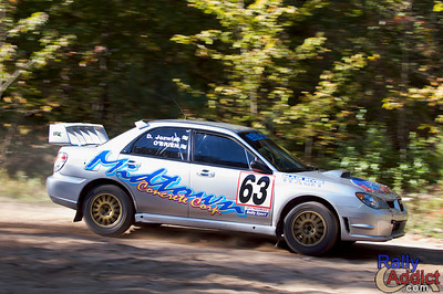 2009 Black River Stages