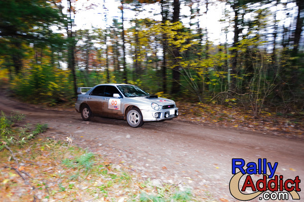 2011 Fall Rally NY SS1