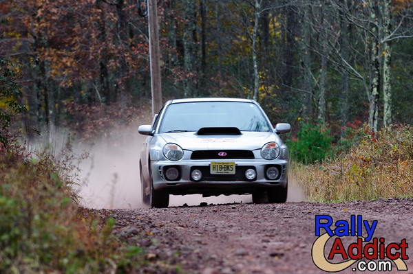2011 Fall Rally NY SS4