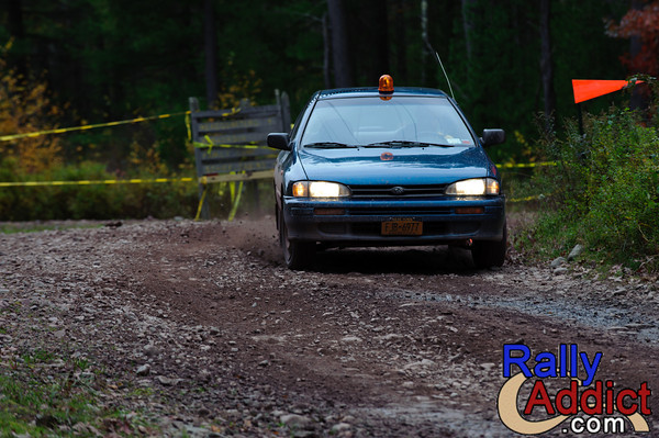 2011 Fall Rally NY SS6