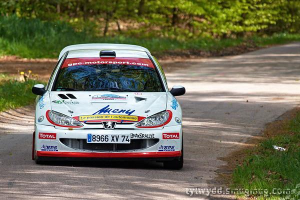 Rallye Alsace - Vosges 2009