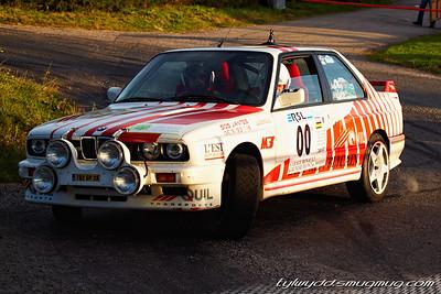 Rallye Vosgien 2009