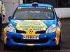Equipage 8<br /> <br /> DURR Jean-Marc <br /> ROCHELLE Hubert<br /> <br /> Renault Clio R3