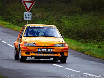 Rallye de Morfontaine 2009
