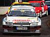 Equipage 1 <br /> <br /> FORES Daniel <br /> RONFORT Mélanie <br /> <br /> Peugeot 306 Maxi