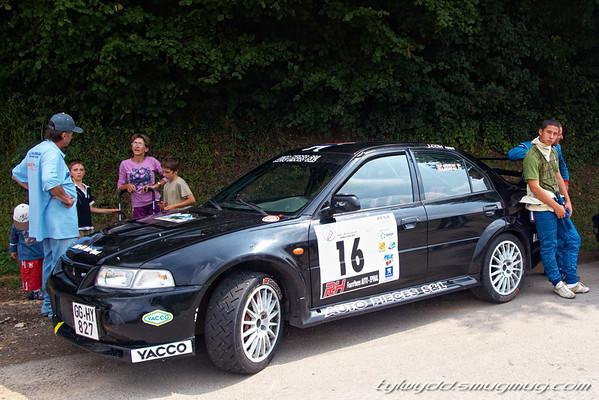 Rallye de la Plaine 2009