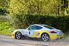 Equipage n°4<br /> <br /> JANNY Jérôme <br /> GUTIERREZ Clement <br /> <br /> Porsche Cayman
