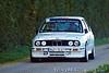 Equipage n°3<br /> <br /> GOETTELMANN Maxime <br /> VINEL Carole <br /> <br /> BMW M3 E30