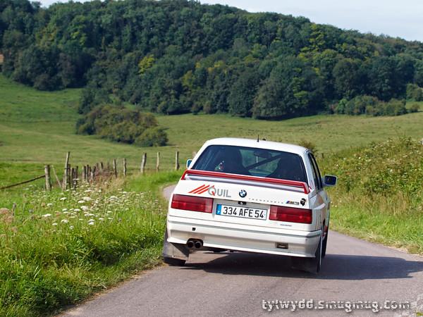 Equipage n°0<br /> <br /> HAZARD Jan Hug<br /> RITZ Alain<br /> <br /> BMW M3