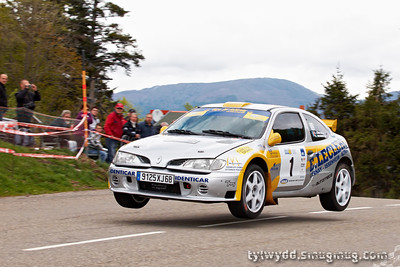 Rallye Plaine et Cimes 2012