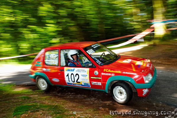 Rallye Ruppéen 2012