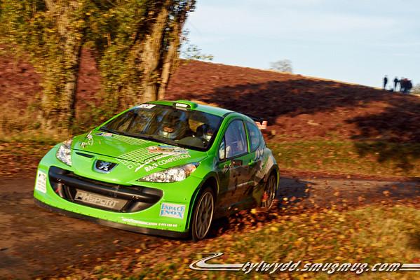 Rallye Stanislas 2012
