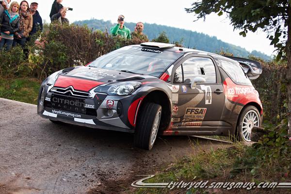Rallye Vosgien 2012