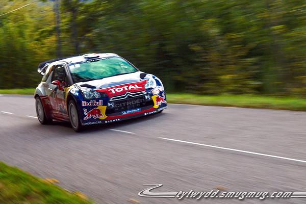 Rallye de France - Alsace 2012