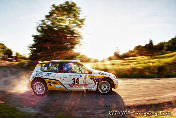 Rallye de Lorraine 2012