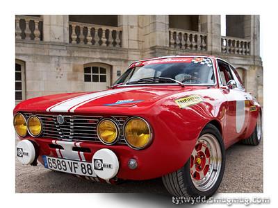 Rallye de Lorraine Classique 2012