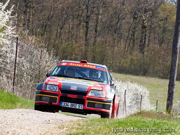 Rallye de Meuse 2012