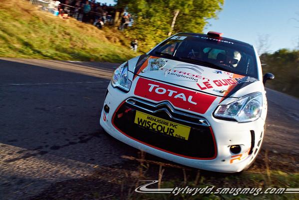 Rallye de Morfontaine 2012