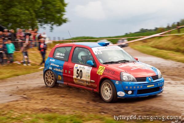 Rallye de la Plaine 2012