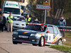 Equipage n°0<br /> <br /> RAGOT Nicolas<br /> MAY Fabrice<br /> <br /> Peugeot 205 open