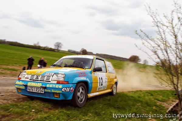 Rallye du Cristal 2012