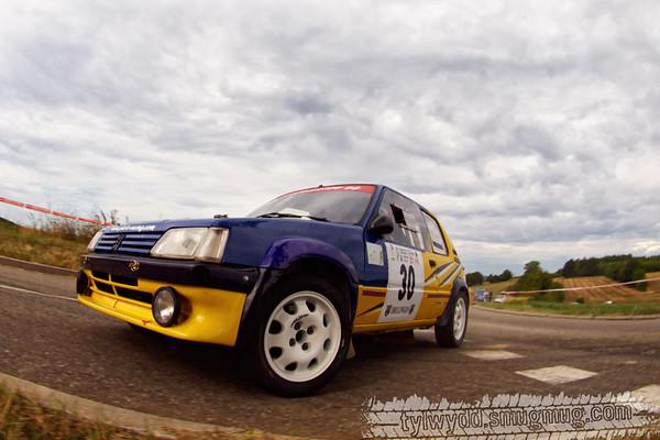 Rallye Alsace Bossue 2013