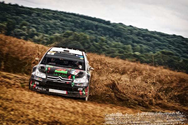 Rallye Terre de l'Auxerrois 2013
