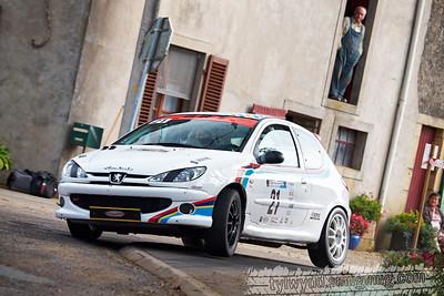 Rallye de Morfontaine 2013