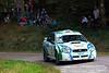 Equipage n°9<br /> <br /> CONREAU David<br /> POUSSARDIN Laurence <br /> <br /> Subaru Impreza