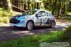 Equipage #5<br /> <br /> GRAVIER Franck<br /> BERNARDIN Muriel  <br /> <br /> Peugeot 207 RC