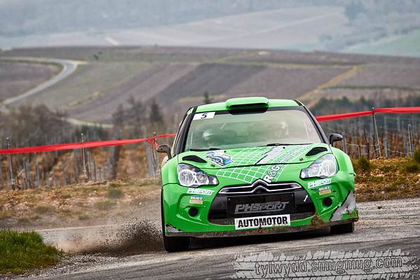 Rallye Epernay - Vins de Champagne 2016