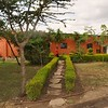 Beautiful Punda Milias Resort next to the Soysambu Conservancy in Kenya.