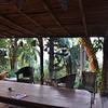 The beautiful view of Kampala, Uganda from Alastair's veranda.