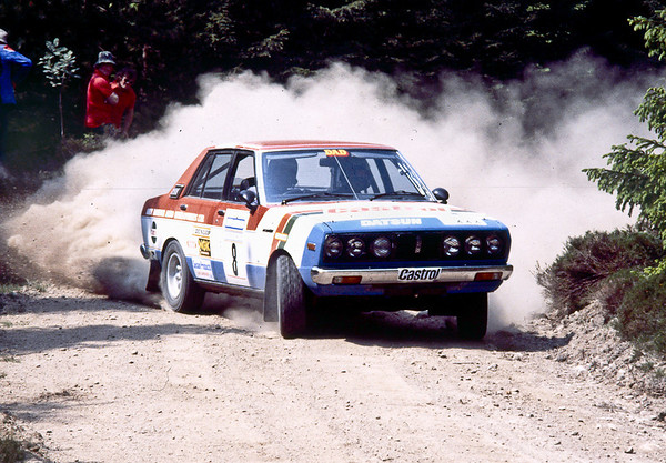 Scottish Rally 1978