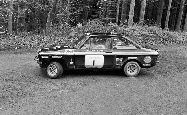 Aghavannagh Rally Sprint 1978