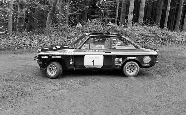Aghavannagh Rally Sprint 1978