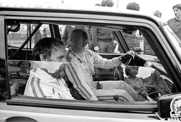 Stig Blomqvist and Bjorn Cederberg