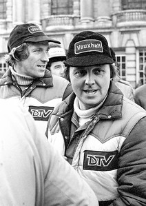 Jimmy McRae and Mike Nicholson