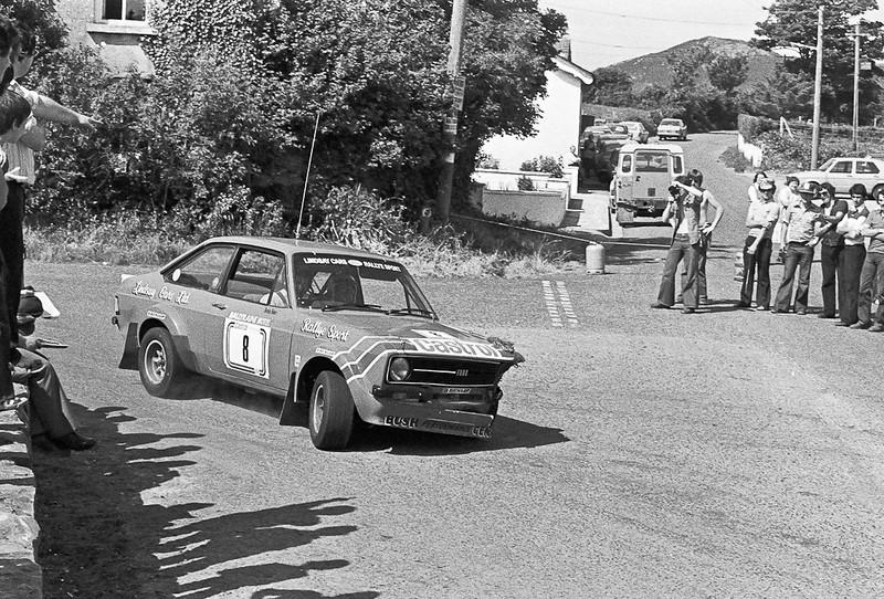 Bertie Fisher (minus a front corner)