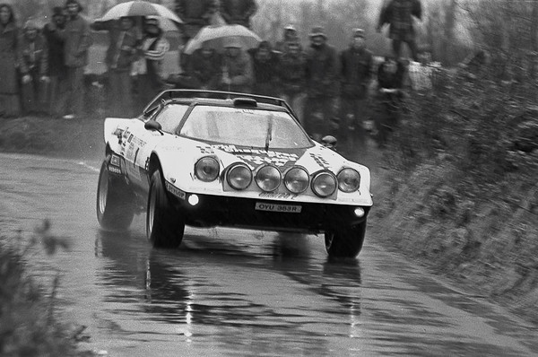 Galway Rally 1977