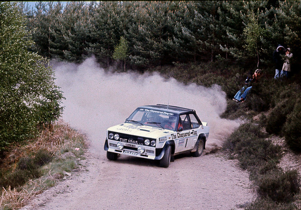Scottish Rally 1977