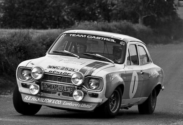 Texaco Rally 1974