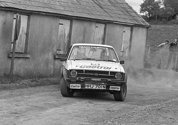 Ulster Rally 1978