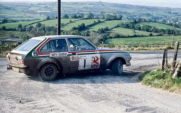 Ulster Rally 1979