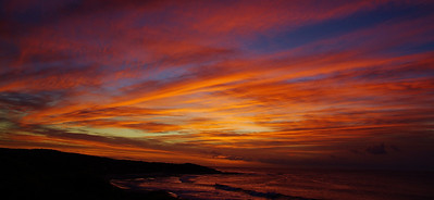 Jacques sunset, Kalbarri, WA